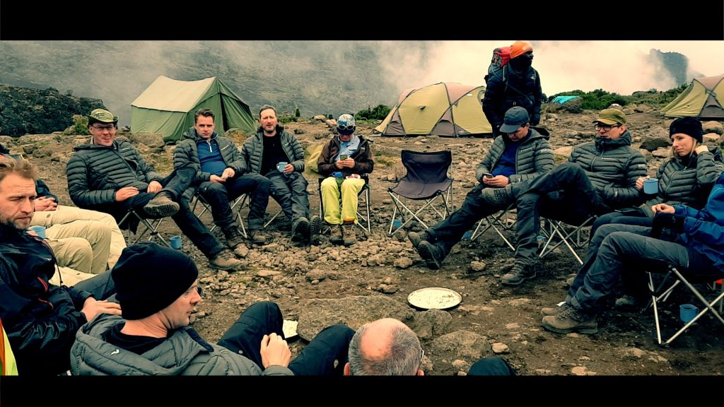 Documentaire Kilimanjaro Robert