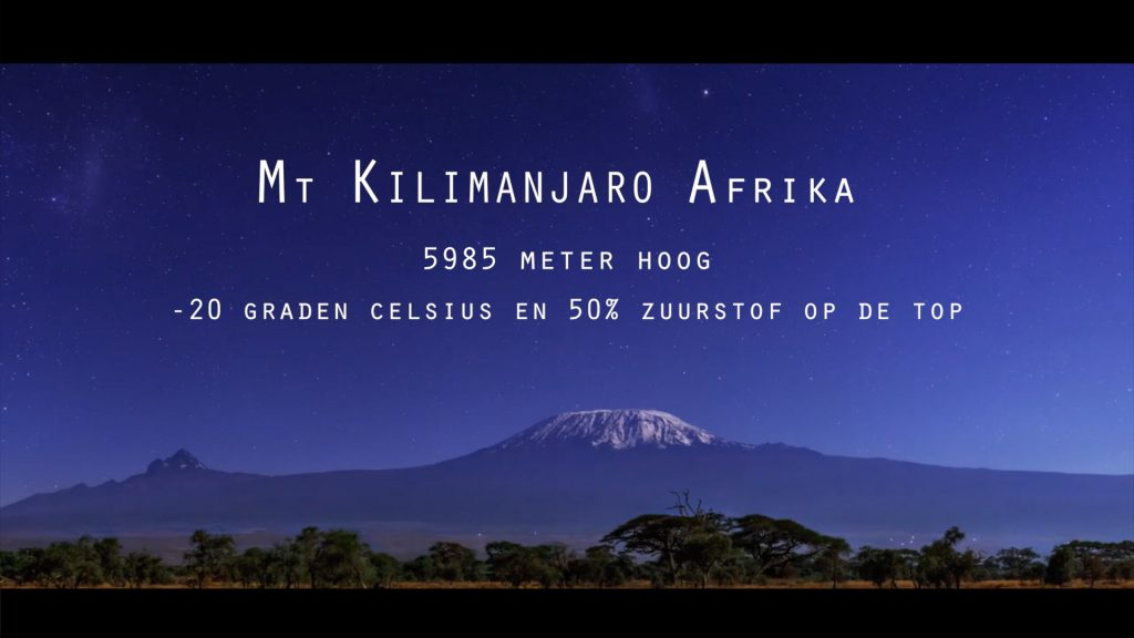 Kilimanjaro Robert Bridgeman